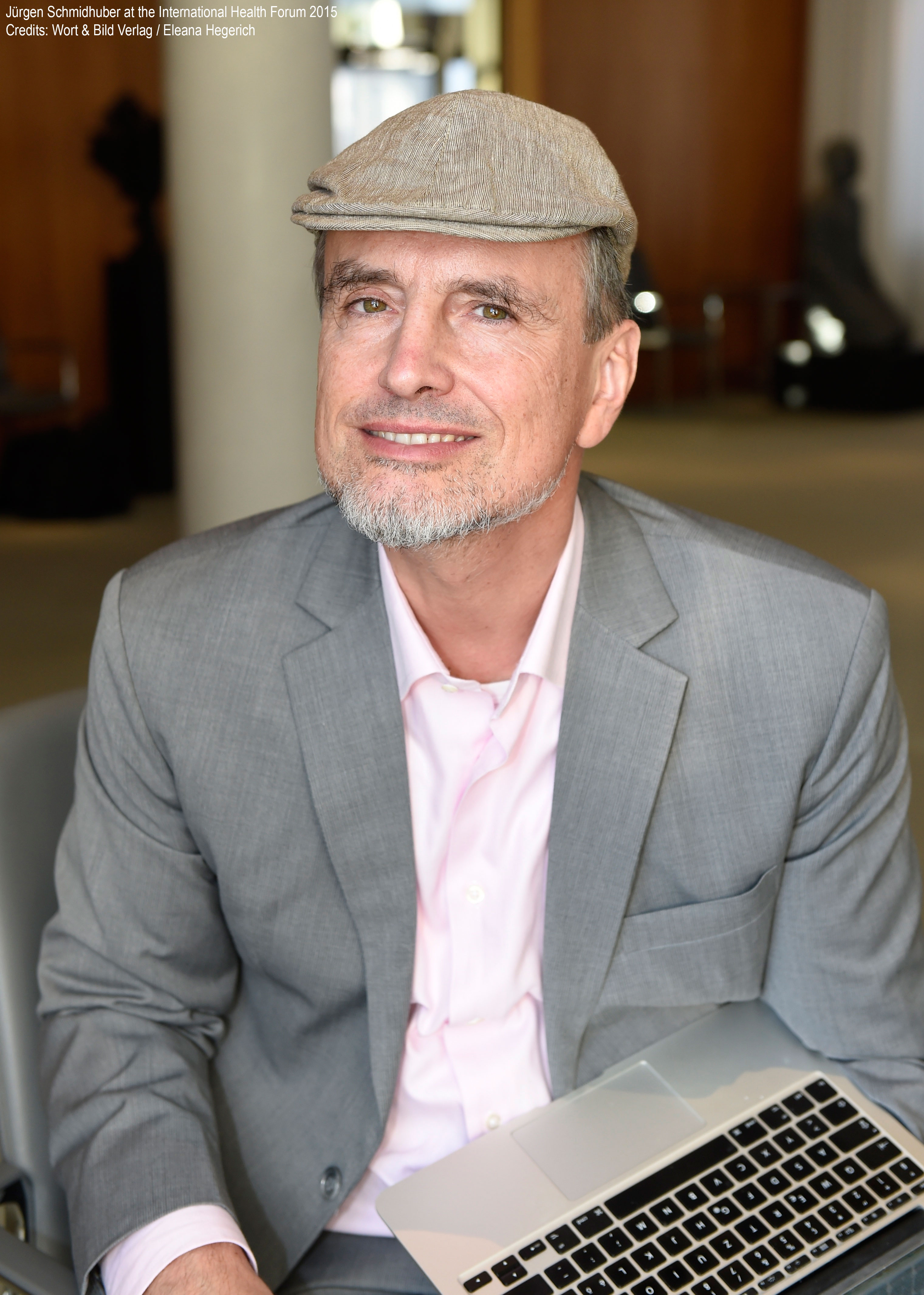 Prof. Dr. Schmidhuber